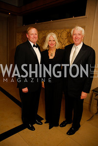 Chip Davis,Susan Harreld,Mike Harreld,October 13,2012,Sibley Hospital's Celebration Of Hope  and Progress Gala,Kyle Samperton
