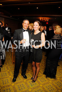 Joe Del Guercio,Jennifer Del Guercio,October 13,2012,Sibley Hospital's Celebration Of Hope  and Progress Gala,Kyle Samperton