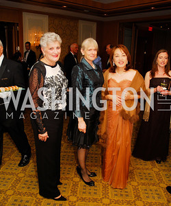 Cherrie Doggett,Melissa Keshishian,Sachiko Kuno,October 13,2012,Sibley Hospital's Celebration Of Hope  and Progress Gala,Kyle Samperton