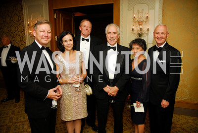 Teddy Miller,Frances Meyer,Chip Davis,Paul Rothman,Janet Sloane ,Bob Sloane,October 13,2012,Sibley Hospital's Celebration Of Hope  and Progress Gala,Kyle Samperton