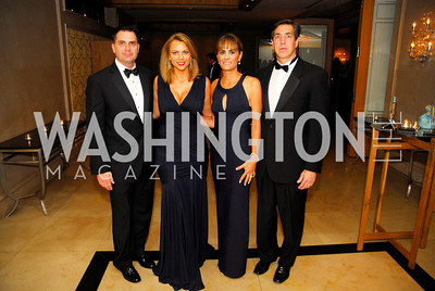 Joe Burkett,Lara Logan, Niloo Howe,David Howe,October 13,2012,Sibley Hospital's Celebration Of Hope  and Progress Gala,Kyle Samperton