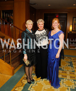 Melissa Keshishian,Cherri e Doggett,Kristin Pruski,October 13,2012,Sibley Hospital's Celebration Of Hope  and Progress Gala,Kyle Samperton