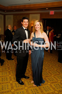 Brent Nagel,Jacqueline Temkin.October 13,2012,Sibley Hospital's Celebration Of Hope  and Progress Gala,Kyle Samperton