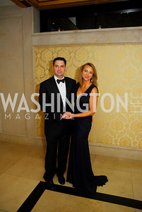 Joe Burkett,Lara Logan,October 13,2012,Sibley Hospital's Celebration Of Hope  and Progress Gala,Kyle Samperton