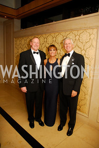 Chip Davis,Niloo Howe,Michael Farr,October 13,2012,Sibley Hospital's Celebration Of Hope  and Progress Gala,Kyle Samperton