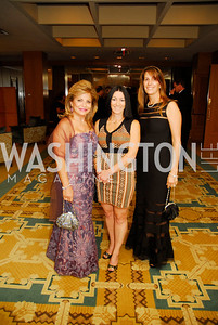 Annie Totah,Stephanie Cohen,Rachel Sullivan,.October 13,2012,Sibley Hospital's Celebration Of Hope  and Progress Gala,Kyle Samperton