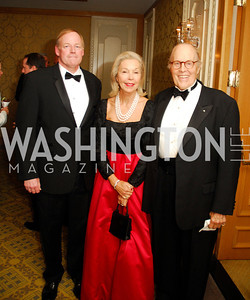 Chip Davis,Nina Pillsbury ,Philip Pillsbury,October 13,2012,Sibley Hospital's Celebration Of Hope  and Progress Gala,Kyle Samperton