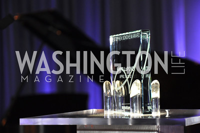 Signature Theater, Stephen Sondheim Award Pattie Lupone  Gala, April 16, 2012, The Embassy of Italy . Photo by Ben Droz