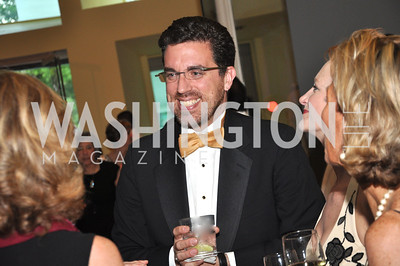 Jamie Bennett. Signature Theater, Stephen Sondheim Award Gala, April 16, 2012, The Embassy of Italy . Photo by Ben Droz