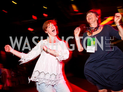 Genevieve Mathis, Vicki Warren. Silverdocs Opening Night After Party. Photo by Tony Powell. The Fillmore. June 18, 2012