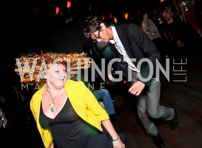 Lady J, Neil Golden. Silverdocs Opening Night After Party. Photo by Tony Powell. The Fillmore. June 18, 2012