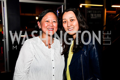 Penny Yao, Chrissie Chen. Silverdocs Opening Night After Party. Photo by Tony Powell. The Fillmore. June 18, 2012