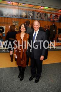 Catherine Glass, Brent Glass, February 1, 2012, Smithsonian Bicentennial Medal - Clint Eastwood, Kyle Samperton