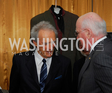 Clint Eastwood, Senator Patrick Leahy, February 1, 2012, Smithsonian Bicentennial Medal - Clint Eastwood, Kyle Samperton
