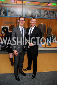 Josh Brekenfeld, Andrew Richards, February 1, 2012, Smithsonian Bicentennial Medal - Clint Eastwood, Kyle Samperton