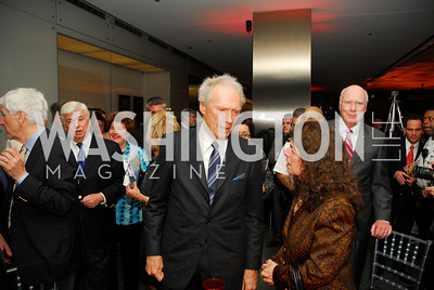 Clint Eastwood, Aviva Kemper, February 1, 2012, Smithsonian Bicentennial Medal - Clint Eastwood, Kyle Samperton