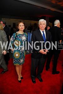 Anna Soellner, Chris Dodd, February 1, 2012, Smithsonian Bicentennial Medal - Clint Eastwood, Kyle Samperton