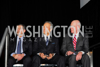 Barry Meyer, Clint Eastwood, Senator Patrick Leahy, February 1, 2012, Smithsonian Bicentennial Medal - Clint Eastwood, Kyle Samperton
