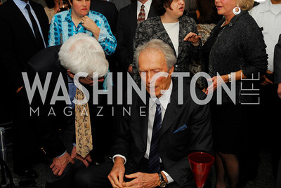 Joe Hassett, Clint Eastwood, February 1, 2012, Smithsonian Bicentennial Medal - Clint Eastwood, Kyle Samperton