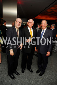 Marc Pachter, Nick Mueller, Brent Glass, February 1, 2012, Smithsonian Bicentennial Medal - Clint Eastwood, Kyle Samperton