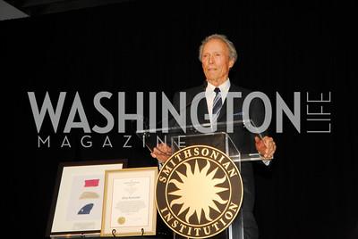 Clint Eastwood, February 1, 2012, Smithsonian Bicentennial Medal - Clint Eastwood, Kyle Samperton