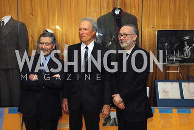 Barry Meyer, Clint Eastwood, Marc Pachter, February 1, 2012, Smithsonian Bicentennial Medal - Clint Eastwood, Kyle Samperton