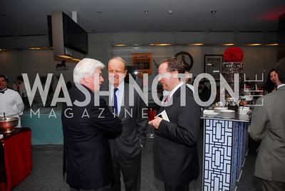 Chris Dodd, George Stevens, Bob Gazzale, February 1, 2012, Smithsonian Bicentennial Medal - Clint Eastwood, Kyle Samperton
