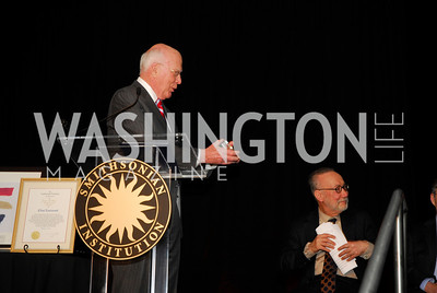Senator Patrick Leahy, Marc Pachter,  February 1, 2012, Smithsonian Bicentennial Medal - Clint Eastwood, Kyle Samperton