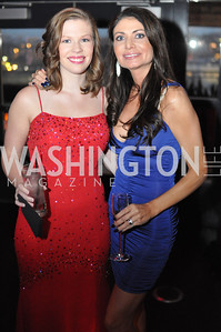 Lauren Willner and Elizabeth Penttinen, Champagne at Sunset for St. Jude Children's Hospital Research at W Hotel POV Lounge. Photo by Ben Droz