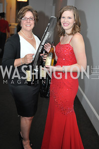 Dr. Elba Pacheco, Lauren Willner, Champagne at Sunset for St. Jude Children's Hospital Research at W Hotel POV Lounge. Photo by Ben Droz
