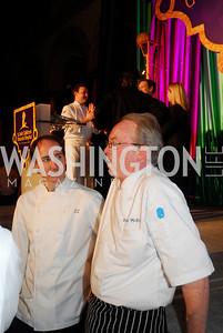 Eric Zieboldt,Brian McKnight,February 21,2012, St.Jude Gourmet Gala,Kyle Samperton