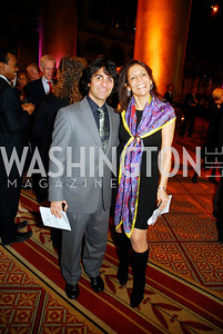 Andy Mazloom,Eunice Mazloom,February 21,2012, St.Jude Gourmet Gala,Kyle Samperton