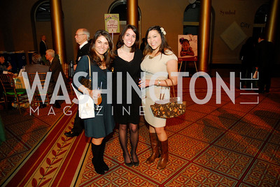 Crystal Carpenter,Stephanie Kapsis,Quin Woodward Pu,February 21,2012, St.Jude Gourmet Gala,Kyle Samperton