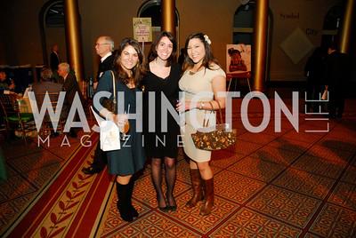 Crystal Carpenter,Stephanie Kapsis,Quin Woodward Pu,February 21,2012, St.Jude Gourmet Gala,Kyle Samperton