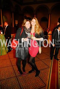 Andie Suider,Katie Frank,February 21,2012, St.Jude Gourmet Gala,Kyle Samperton