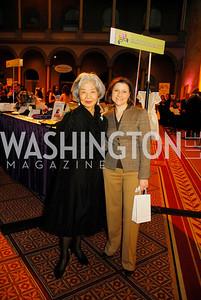 Satsuko Young,Paula Hisaoka,February 21,2012, St.Jude Gourmet Gala,Kyle Samperton