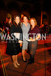Kelly Lugar,Kerry Troup,Kate Buchanan,February 21,2012, St.Jude Gourmet Gala,Kyle Samperton