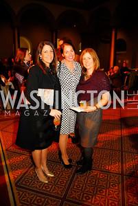 Kelly Lugar,Kerry Troup,Kate Buchanan,February 21,2012, St.Jude Gourmet Gala,Kyle Samperton