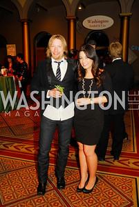 Micah Wilder,Brittany Garris,February 21,2012, St.Jude Gourmet Gala,Kyle Samperton