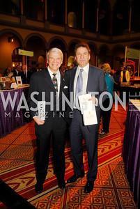 Alan McCarter,Michael Goldfarb,February 21,2012, St.Jude Gourmet Gala,Kyle Samperton
