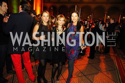 Jessica Lang Pilar O'Leary,CarolinaDeSouza,February 21,2012, St.Jude Gourmet Gala,Kyle Samperton
