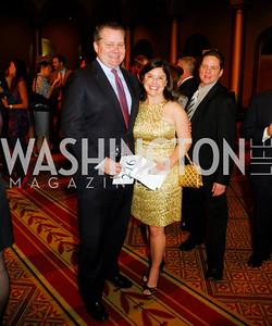 Leland Bishop,Judy Bishop,February 21,2012, St.Jude Gourmet Gala,Kyle Samperton