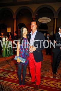 Carolina DeSouza,James DeSouza,February 21,2012, St.Jude Gourmet Gala,Kyle Samperton