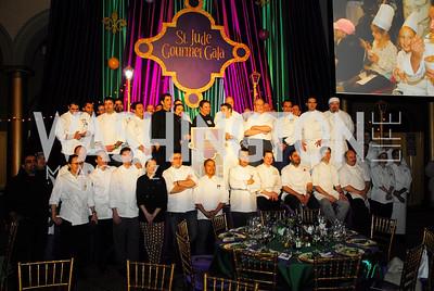 St.Jude Gourmet Gala,February 21,2012,Kyle Samperton