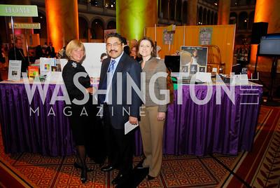 Faye Morrissette,Bob Hisaoka,Paula Hisaoka,February 21,2012, St.Jude Gourmet Gala,Kyle Samperton