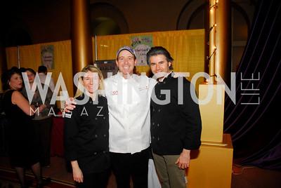 Dana Manatos,Geoff Tracy,Chris Edwards,February 21,2012, St.Jude Gourmet Gala,Kyle Samperton