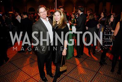 Caleb King,Gretchen King,February 21,2012, St.Jude Gourmet Gala,Kyle Samperton