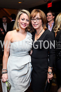 "Caroline Dalton, Brittney Carlson. Photo by Tony Powell. Starlight Taste of the Stars ""A Stellar Night."" Four Seasons. November 17, 2012"