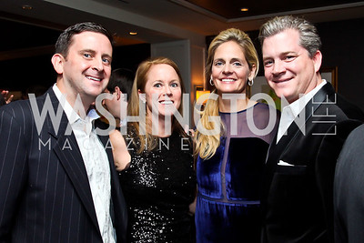 "Jim and Anne Bolduc, Kristen and Nels Olson. Photo by Tony Powell. Starlight Taste of the Stars ""A Stellar Night."" Four Seasons. November 17, 2012"
