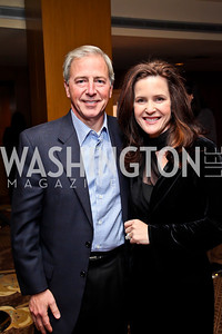 "Kevin Ralston and Paige Fromer Ralston. Photo by Tony Powell. Starlight Taste of the Stars ""A Stellar Night."" Four Seasons. November 17, 2012"